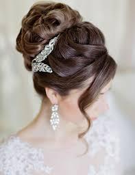 chignon mariage coiffure mariage femme idées en photos pour vous inspirer