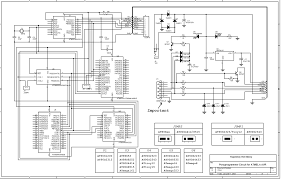 how to build ponyprog circuit for atmel u0027s avr circuit diagram