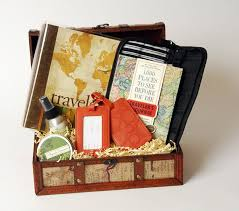 travel gift basket personalized gifts for him unique gifts for him travel gift