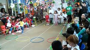 Sports Day 2011 Nursery Obstacle Race Youtube