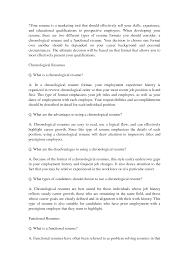 Resume Definition Functional Resume 6 Resume Cv Functional Resume Definition
