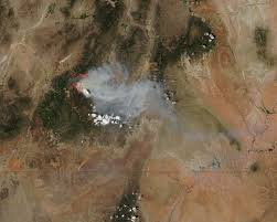 Wild Fire Update Montana by Brian Head Fire Update In Utah Nasa