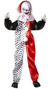 Halloween Clown Costumes by 14 Best Halloween Clown Terrifiant Images On Pinterest Halloween
