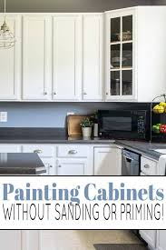 how to paint kitchen cabinets without streaks how to paint without brush marks or strokes craving some