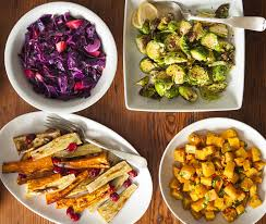 light thanksgiving sides side dishes deliver with big meal or as feasts themselves