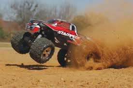 traxxas nitro monster truck traxxas stampede xl 5 1 10 2wd monster truck 36054 hangar one