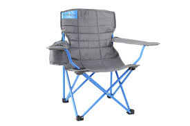 2 Position Camp Chair With Footrest Deluxe Lounge Chair Kelty