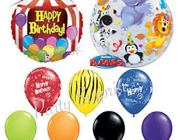 birthday balloons for men holy guacamole birthday balloon package men women kids