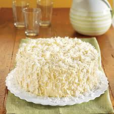 Coconut Cake Recipe Classic Angel Flake Coconut Cake Recipe Myrecipes