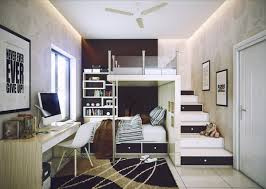 Loft Bed Hanging From Ceiling by Bedroom Ideas For Teens Big Ceiling Light Light Brown Curtain