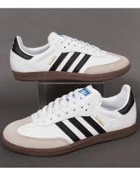 white samba adidas samba trainers white black gum original adidas samba