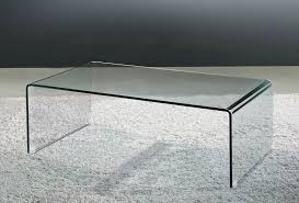 all glass coffee table modern full glass desk viva modern within all glass coffee table