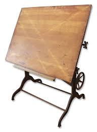 cast iron drafting table late 1800s dietzgen drafting table with adjustable cast iron base
