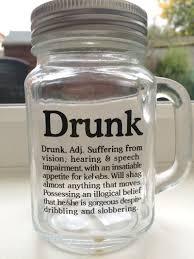 amazon com set of 3 mason style drinking jars christmas party