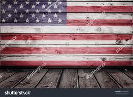 usa national flag against dark wooden stock illustration 291608840