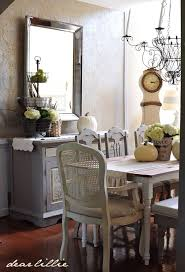 Shabby Chic Fall Decorating Ideas 47 Best 8 Dinning Room Images On Pinterest Diy Dining Rooms
