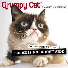 Grumpy Cat Mini Wall Calendar - grumpy cat mini 9781682099575 calendars com