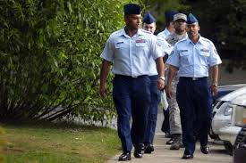 new policy has airmen donning their blue hues news stripes