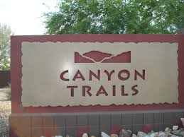 homes for sale in canyon trails goodyear az canyon trails real estate