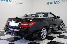 2013 mercedes e350 coupe 2013 used mercedes e class 2dr cabriolet e350 rwd at haims