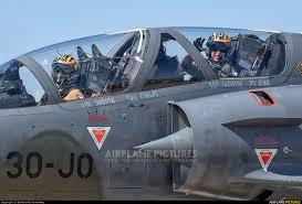 siege ejectable 627 air dassault mirage 2000d at zaragoza photo