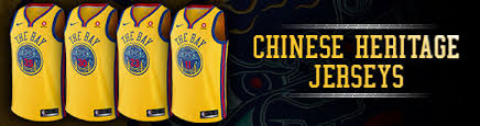 heritage uniforms and jerseys warriors to wear chinese heritage uniforms for select games during