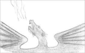 fantasy drawings pencil