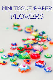 tissue paper flowers printable instructions 25 diy cinco de mayo crafts andrea s notebook