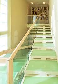 Banister Handrail Designs 19 Contemporary Glass Stair Railing Ideas Photos