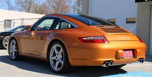 2007 porsche 911 for sale porsche 911 targa 4s for sale 2007 model w nordic gold exterior