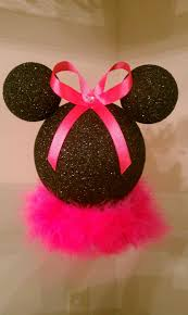 Centerpieces For Minnie Mouse Party by 10 Inch Minnie Mouse Centerpiece Mickey U0026 Minnie Mouse Party