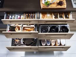 tiroir pour cuisine 15 idées astucieuses pour la cuisine décoration rangement