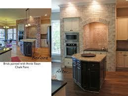 Annie Sloan Paint Kitchen Cabinets by Annie Sloan Kitchen Cabinets Before And After Kitchen Decoration