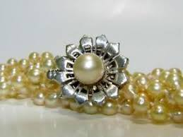 pearls necklace ebay images Antique pearl necklace ebay JPG