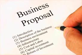 how to make a business proposal business proposal templated
