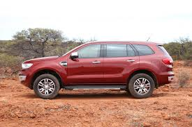 Ford Everest Facelift 2018 Ford Everest Titainium Gains No Cost Off Road Package Option