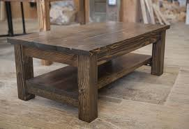 Walnut Coffee Table Coffee Tables Emmorworks