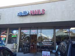 welcome to la bella nails spa nail salon san jose nail salon