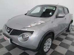 nissan juke silver used nissan juke 1 6 acenta for sale