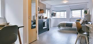 studio house fenton house student accommodation sheffield iq student