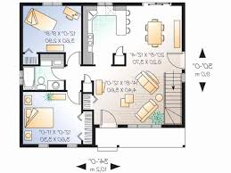 60 Luxury House Plans With 60 Lovely 2 Bed 2 Bath House Plans House Floor Plans House