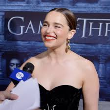 emilia clarke talking about game of thrones season 6 popsugar