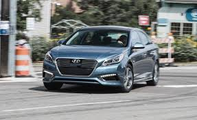 2016 hyundai sonata hybrid test u2013 review u2013 car and driver