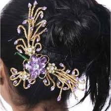 hair brooch design jardoshi hair brooches wholesale trader from surat