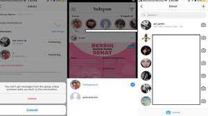 cara membuat akun instagram resmi seperti artis ingin dapat dm instagram dari artis begini caranya tekno liputan6 com