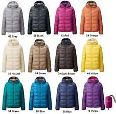 uniqlo ultra light down jacket or parka authentic uniqlo women ultra light down parka from uniqlo in japan