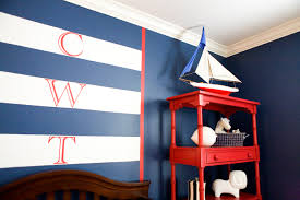 Nautical Baby Nursery Behind The Scenes With Hgtv U0027s Erinn Valencich