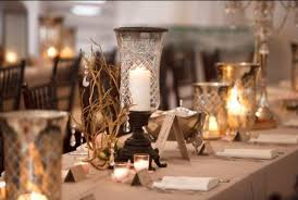 stupendous wedding centerpieces without flowers 21 easy wedding