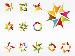 colorful logo templates