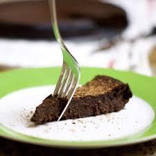 healthier flourless chocolate cake detoxinista